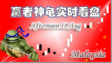 0818赢者神龟下午解盘马来西亚