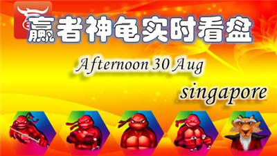 0830赢者神龟新加坡下午解盘