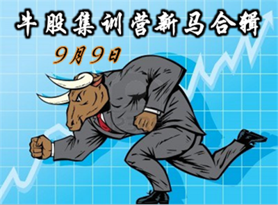 0909牛股集训营新马合辑