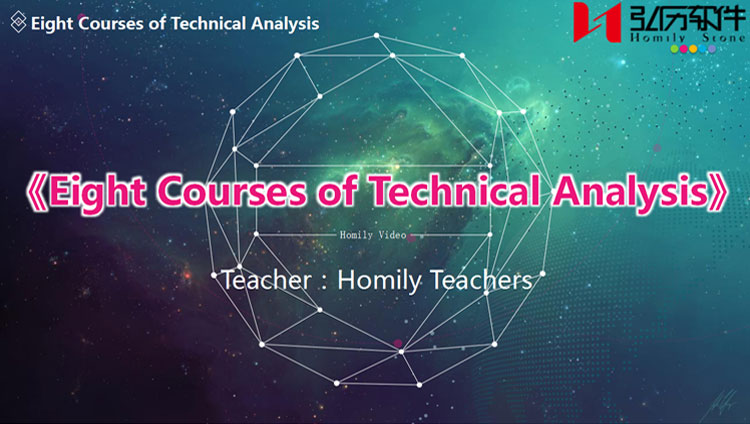 The Trailer about Eight Courses of Technical Analysis