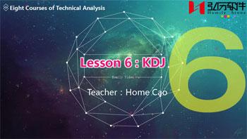 Lesson 6:KDJ