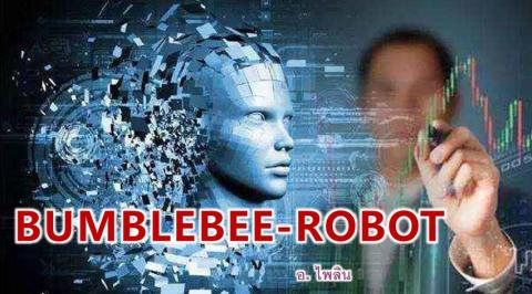 หุุ่นยนต์ bumblebee----ฟังชั้นที่ยอดเยี่ยมของHOMILYCHART อ.ไพลินสอน