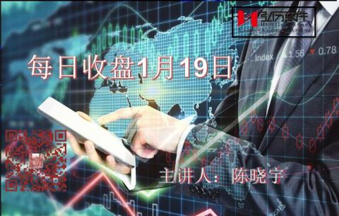 Homily每日收盘 Market Analysis after close 19th of  Jan