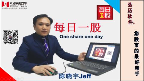 每日一股,one share one day 0195