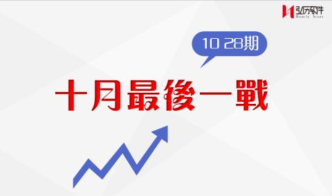 贏在復盤1028期:十月最後一戰! 陳金文