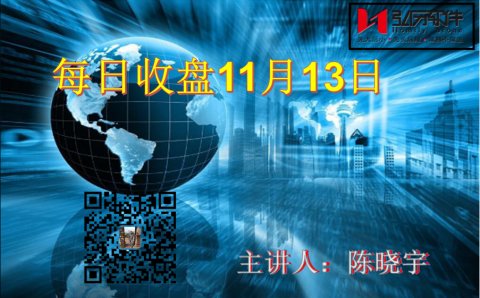 Homily 新马港股市收盘解析11月13日