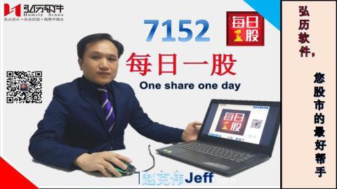 homily 每日一股 one day one share 11月29(7152 JAYA CORP)