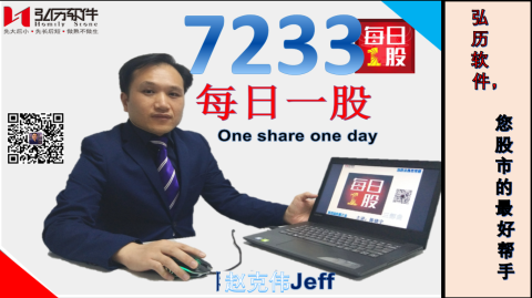 homily 每日一股 one day one share 1月07(7233 DUFU)