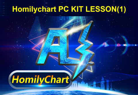homily chart PC KIT Lesson 1