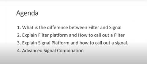 7th Feb. 21-Grasp the software Part 4: signal and filter-Apple