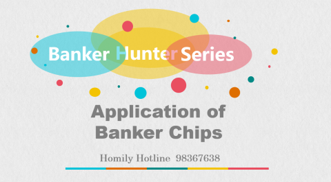 8th Apr. 21-Amy-Application of Banker Chips