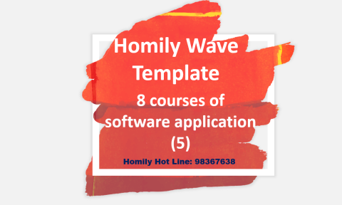 13th April-Amy-Homily Wave Template Application