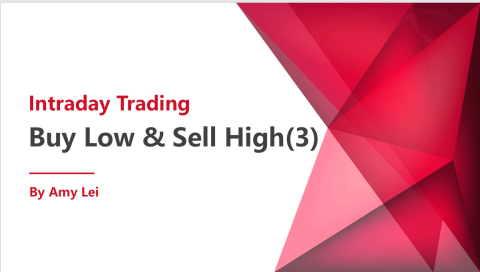 17 June Amy Intraday trading Buy low & Sell High 17 June Amy Intraday trading Buy low & Sell High 17 June Amy Intraday trading Buy low & Sell High
